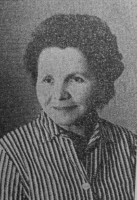 Matka Anna Martincová