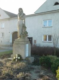 Památník obětem války v Moravičanech