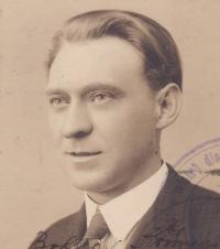 Bohuslav Kořínek (*1907)