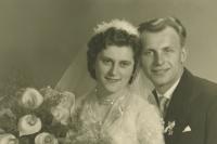 Svatební fotografie Zdeňka Broma