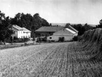 Pohled na statek, po roce 1945