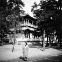 Květa Dostálová / Čína / polovina 50. let