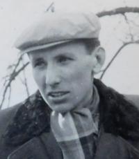 Jaromír Martinec v mládí