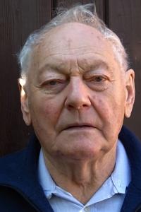 Jaroslav Moravec v roce 2020