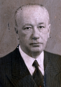 Otec pamětníka Rudolf Fischl