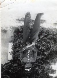 Strýko Albína Jankulíka, bojoval v SNP v Banskej Bystrici, skrýval sa v Hornej Strednej pred nacistami
