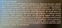 Záznam z Múzea partizánskej brigády Jana Žižku z Bánoviec – popis udalosti vypálenia Hornej Strednej