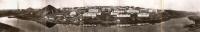 Tak vyzeral Rudnik, kde bolo vo veľkých barakoch veliteľstvo Vorkutlagu, sovietskych lágrov pre politických väzňov