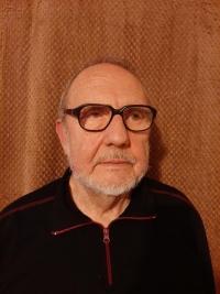 Josef Doškář v roce 2019
