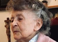 Otta Bednářová in 2019