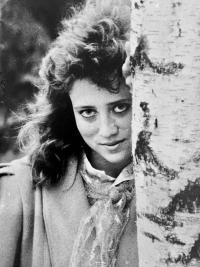 Světlana Synáková v roce 1990