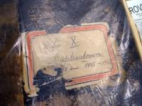 1919 - desky Knihy narozených