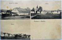 Pozdrav z Boješic, 1920