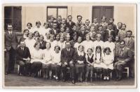 Karel Špala v sedmé třídě; 1932