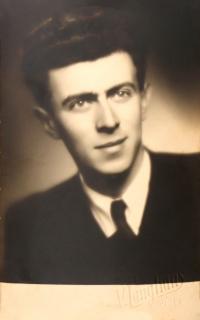 Karel Špala; 1943