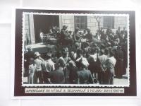 Američané a Sověti v Mirovicích; 11. května 1945