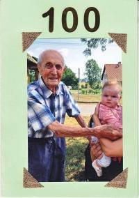 Gratulace panu Špalovi ze sousedství; 2019
