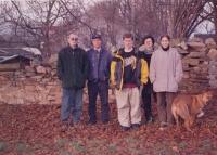 Rodinné foto, 1997
