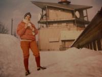 Jaroslava Mertlová na horách
