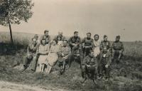 1945, květen, Rudá armáda, Kralupy