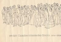 100 let Českého národního života 1848–1948, Kroměříž