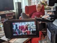 Natáčení s Janem Follem