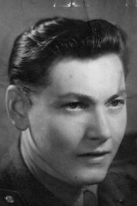 Jaroslav Moravec začátkem 50. let