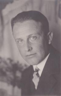 Učitel, hudebník i protinacistický odbojář Jan Heindl