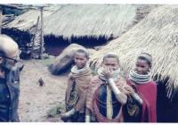 Vladimír Zikmund s obyvateli Somálska
