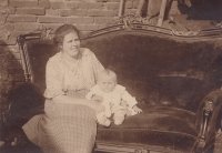 S matkou Barborou Zikmundovou