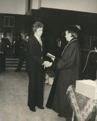 Promoce na VUT Brno, 1977