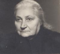 Babička pamětnice