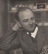 Tchán pamětnice Josef Blažej