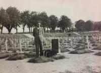Jan Heindl v Terezíně