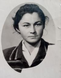 Marija Jakivna Bohuta, 1958