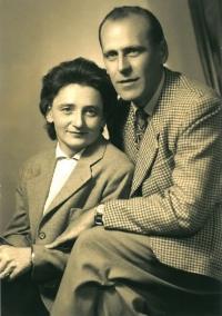 Rodiče Ludvíka Rösche zamlada