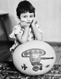 Světlana Synáková v roce 1979