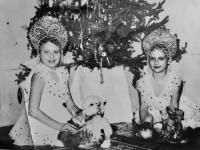 Oslava Nového roku, pol. 80. let