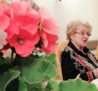 První setkání s Trudy Bandler Scaramuzzi, Florencie, únor 2020