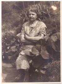 Babička Evy Machkové