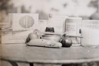 Sladké jídlo, které jedla Eva Machková jako dítě