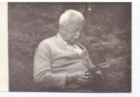 Děda Evy Machkové