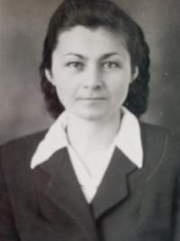 Marija Jakivna Bohuta, rok 1951
