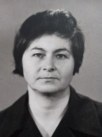 Marija Jakivna Bohuta, 1975