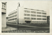 Škola, do které chodila Eva Machková