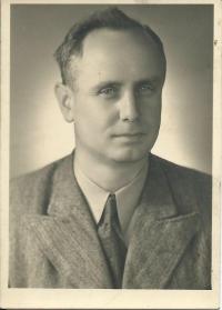 Josef Kuklínek, otec Evy Machkové