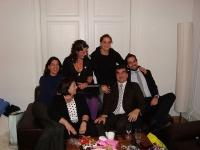 Súčasná fotografia s rodinou