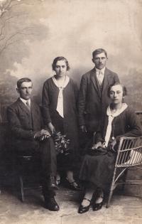 The Krušina family in Volhynia