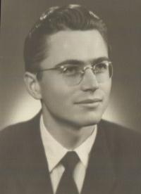 Ivo Čagánek v 50. letech