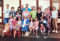 The Hajný family, 2015